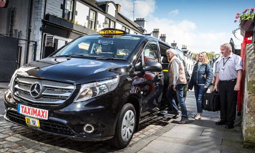 GROEPSVERVOER taxi maxi hasselt